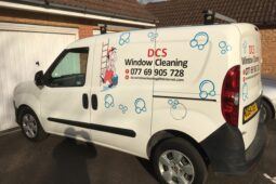 DCS window cleaning